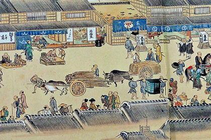 江戸時代には交通事故が多かった...